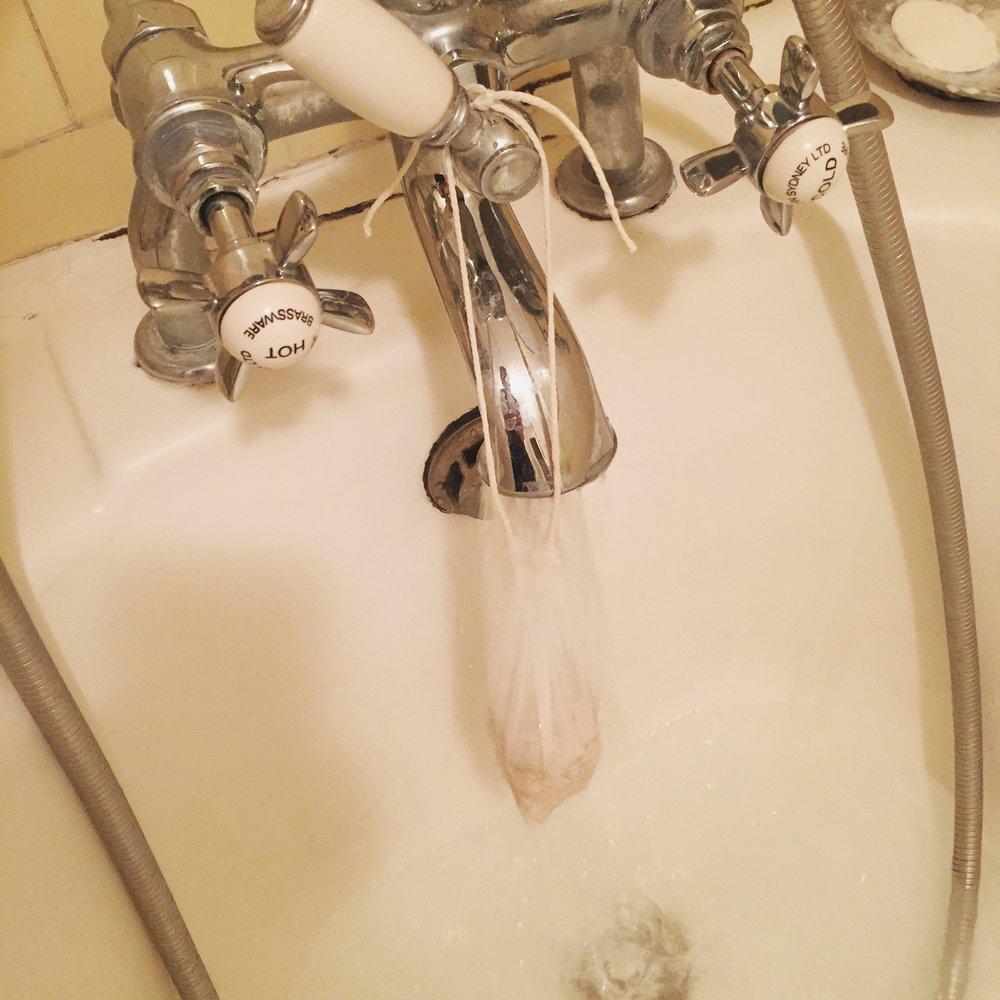Rachel Redlaw bath milk