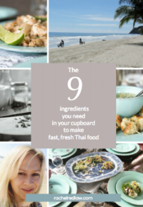 Rachel Redlaw 9 storeucpboard ingredients you need