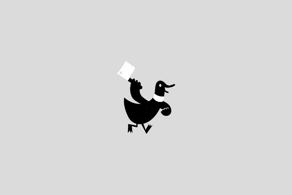 The Odd Duck