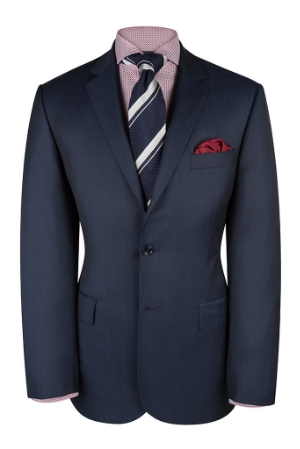 Rhodes & Beckett - Royal Navy Wool Mohair Suit - $1195