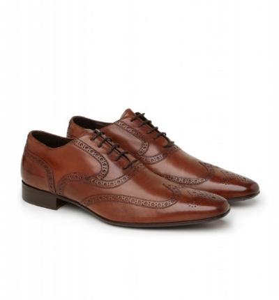 Calibre: Blake Slim Brogue - $339