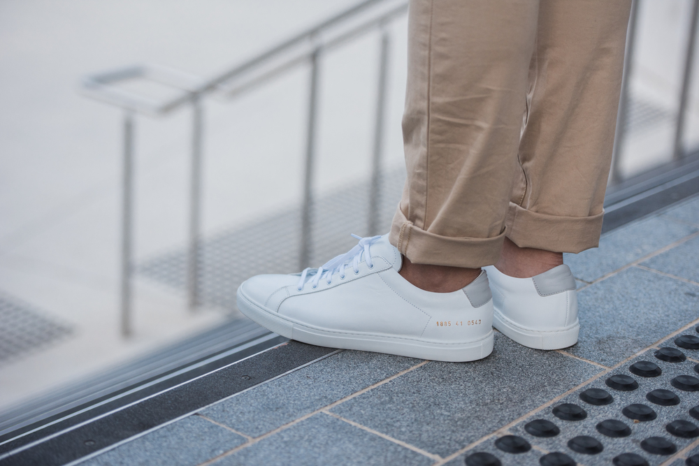 So Fresh: Common Projects Retro Lows, Photo:  Karen Woo