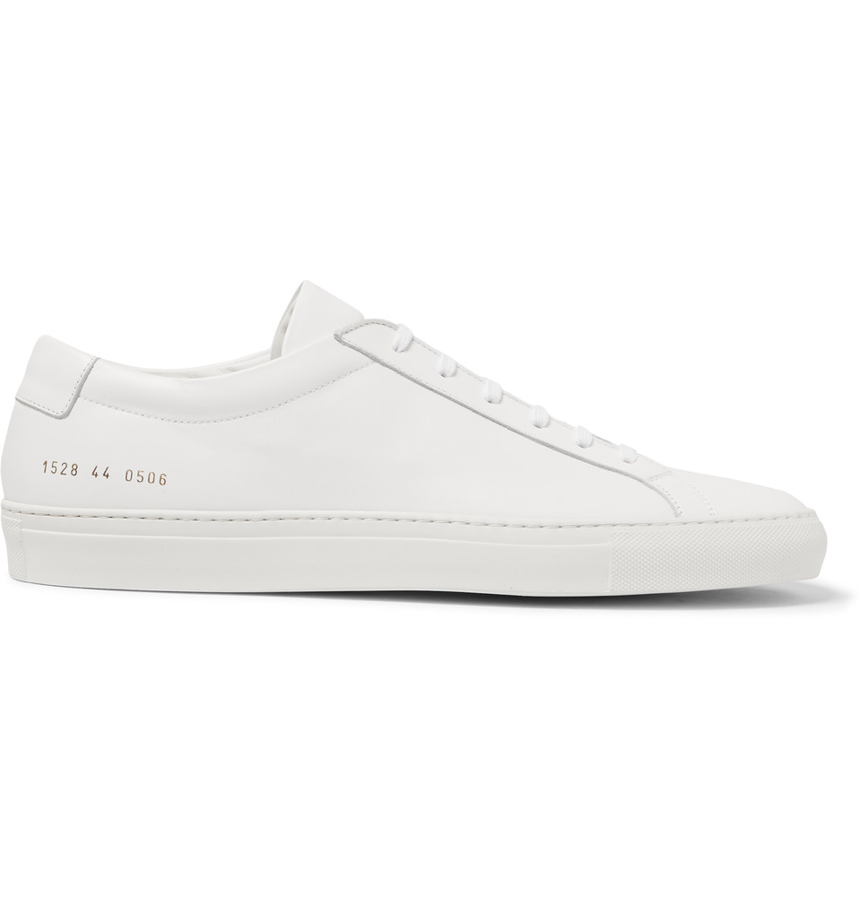 Common Projects Achilles Mr Gumbatron