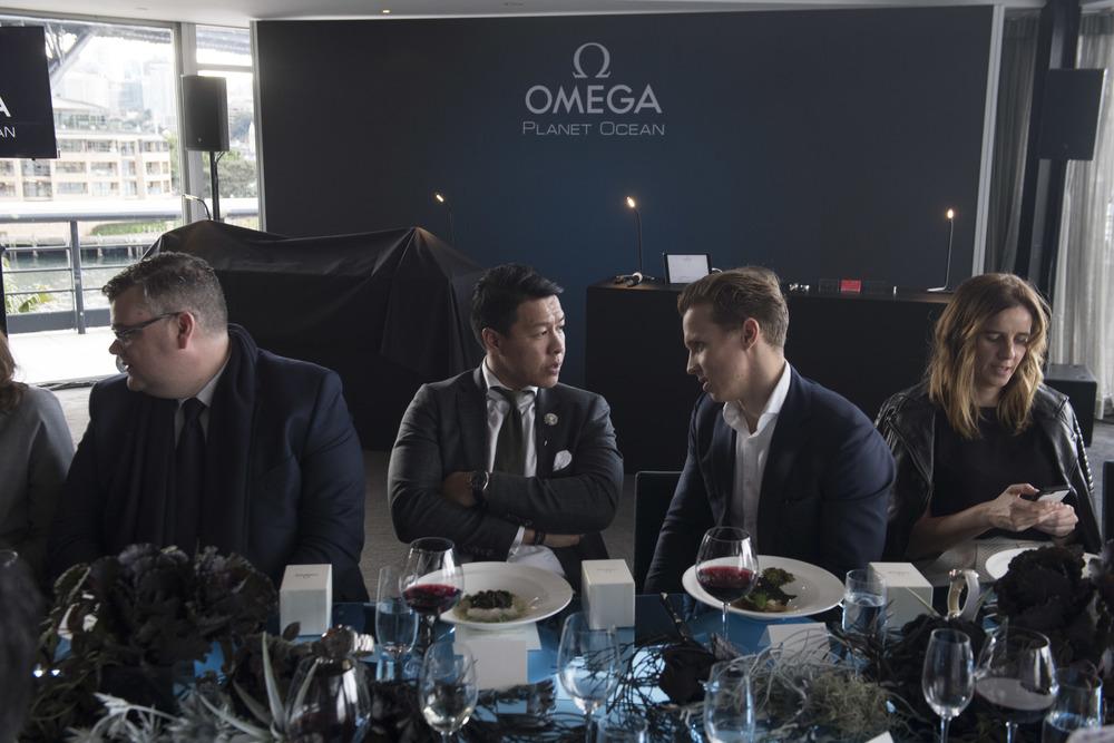 Omega Seamaster Planet Ocean Watch Quay Sydney Mr Gumbatron