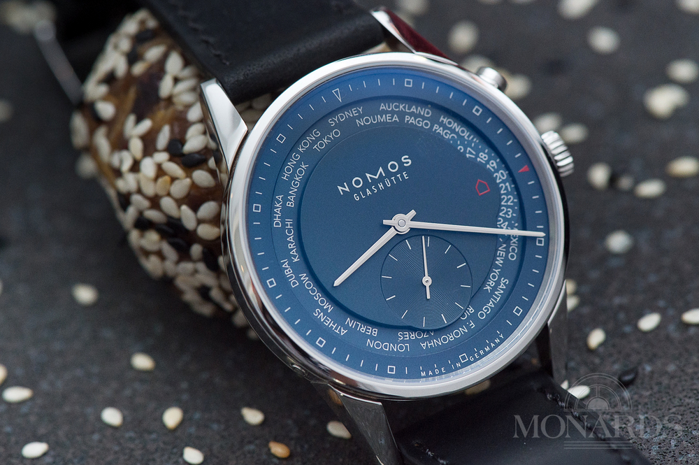 Nomos Glashutte Watches Monards Mr Gumbatron Kettle Black Cafe Melbourne
