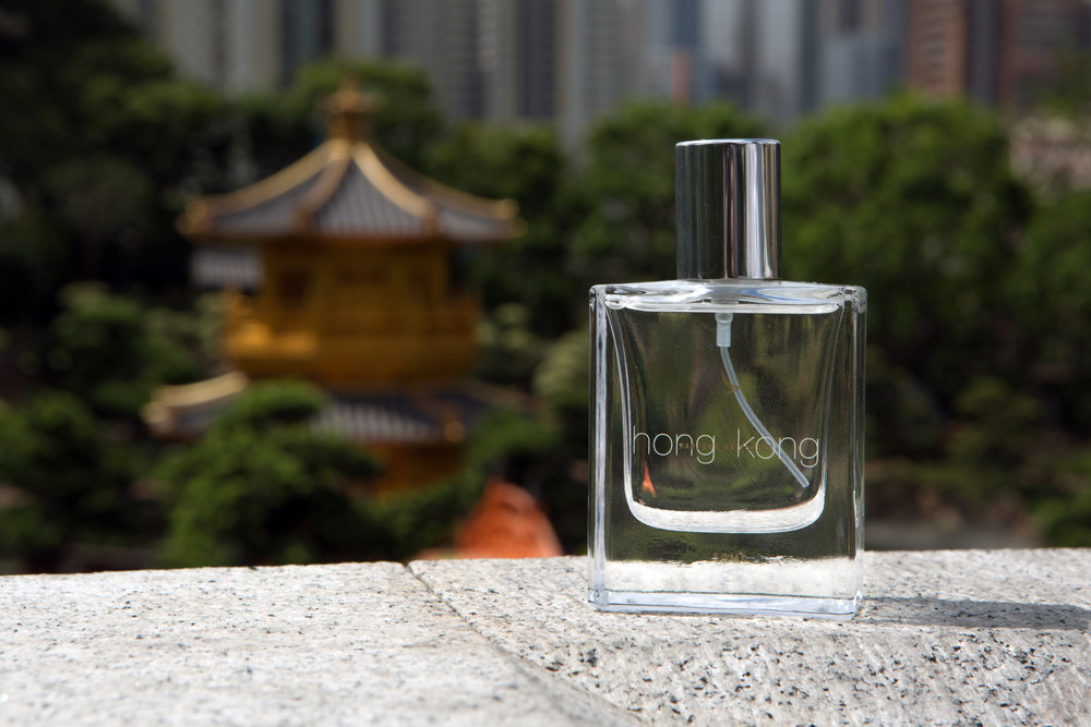 Perfums de Voyage Cathay Pacific Mr Gumbatron