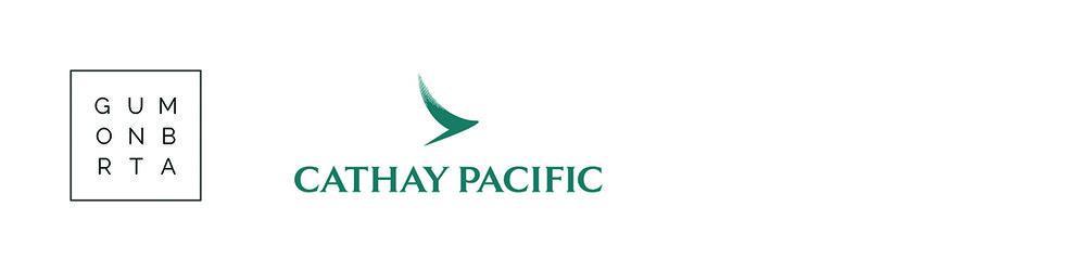 Cathay Pacific Mr Gumbatron Perfum de voyage