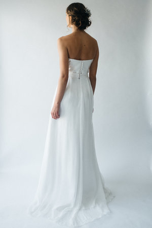 Claire L. Headdon Bridal Designs - Gwith and Frosa