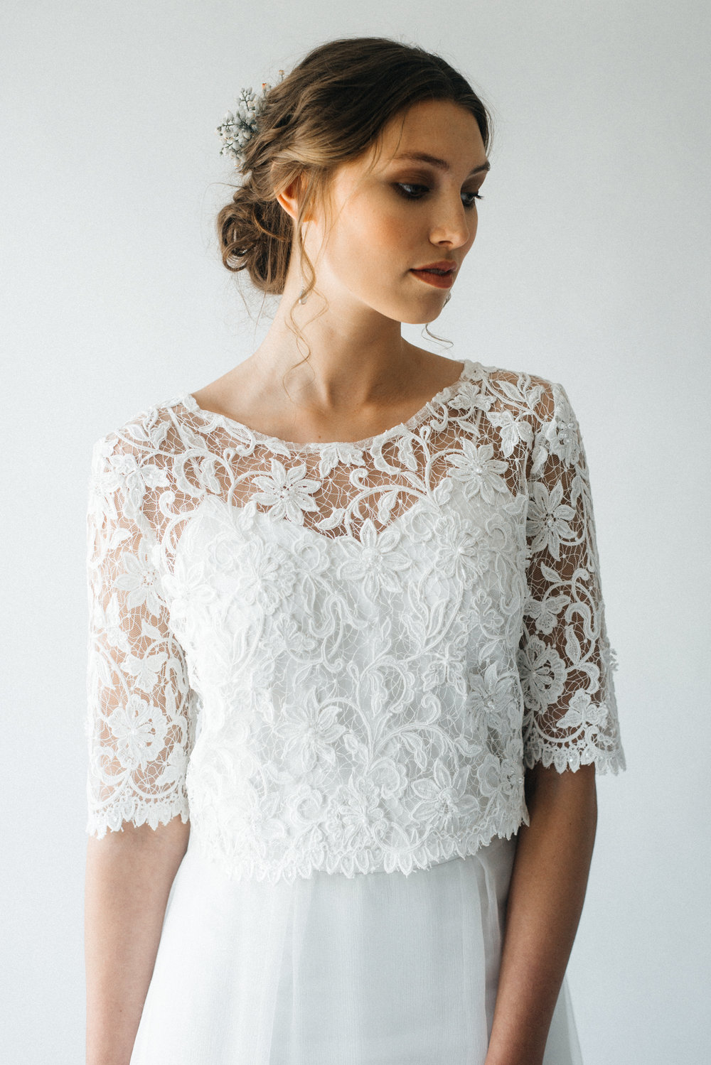 Tegan Wedding Top