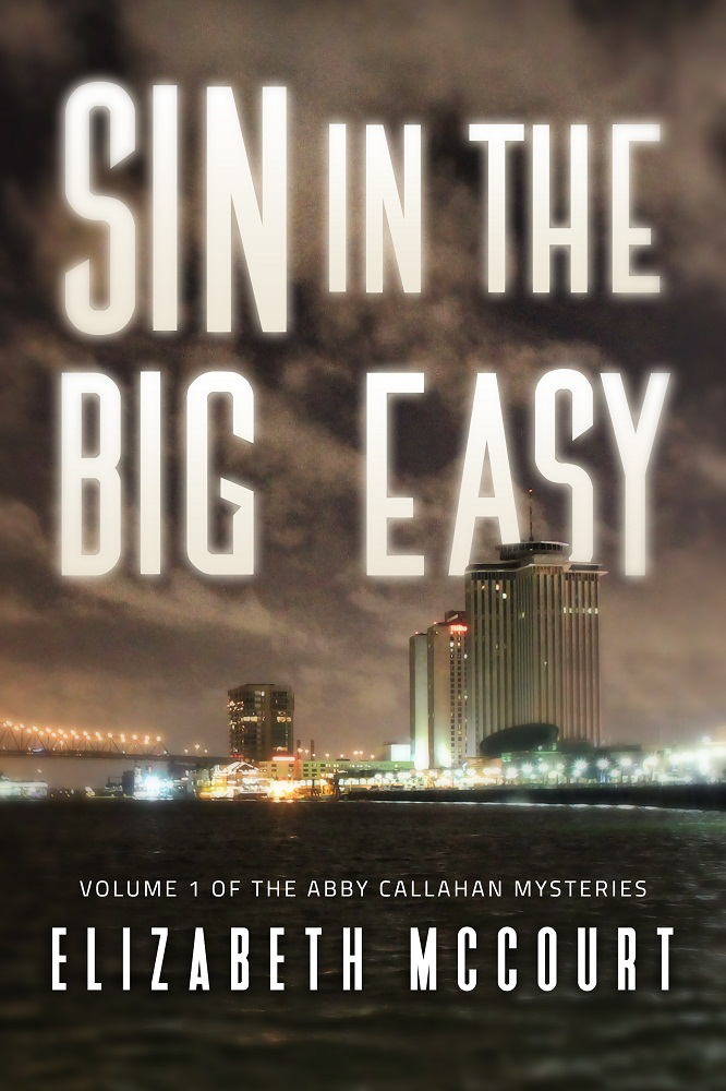 Buy Sin in the Big Easy: http://amzn.to/2xc0vjQ