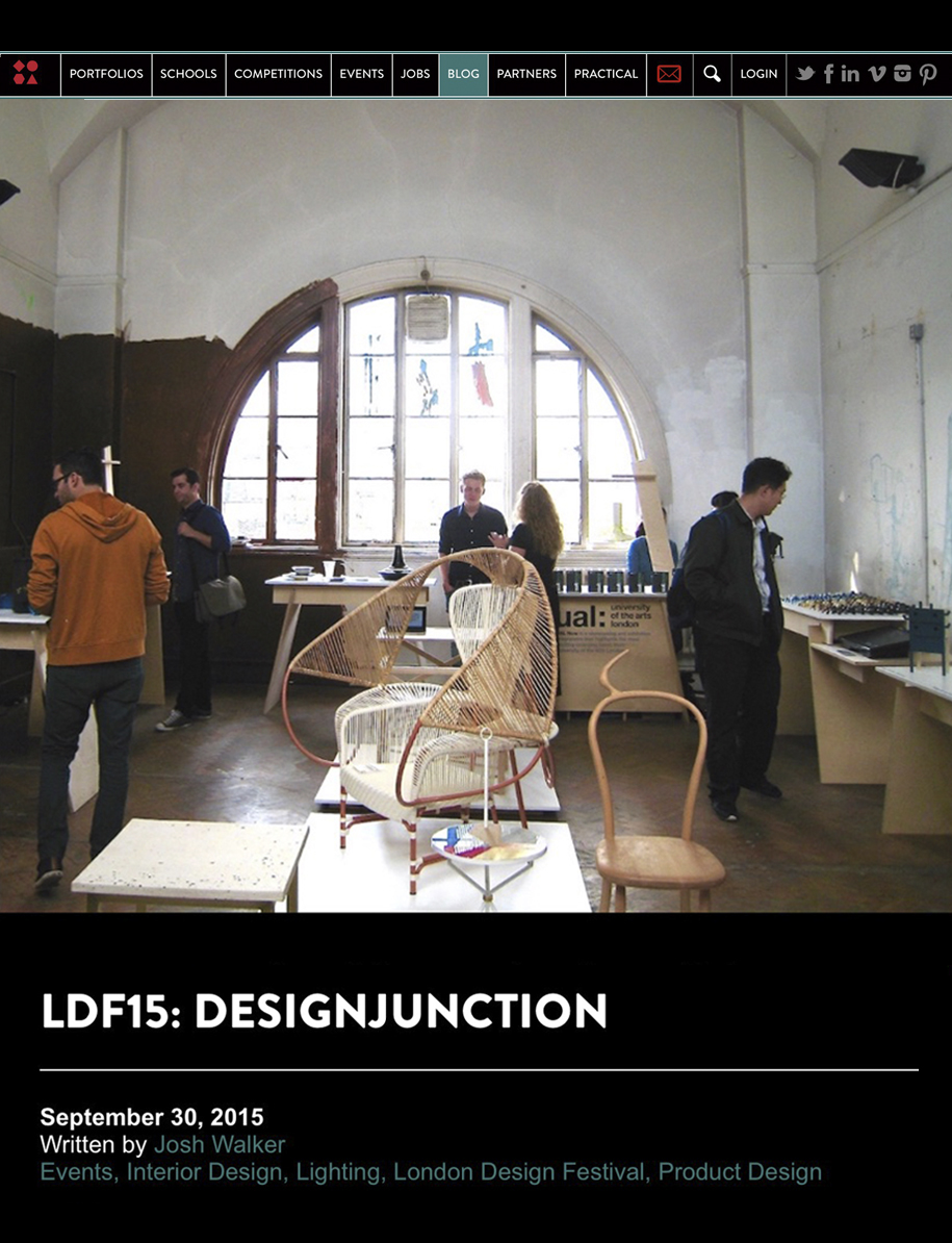 Arts thread |   LDF15: Design Junction