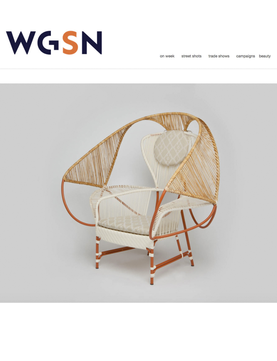 WGSN | A   unique approach to design