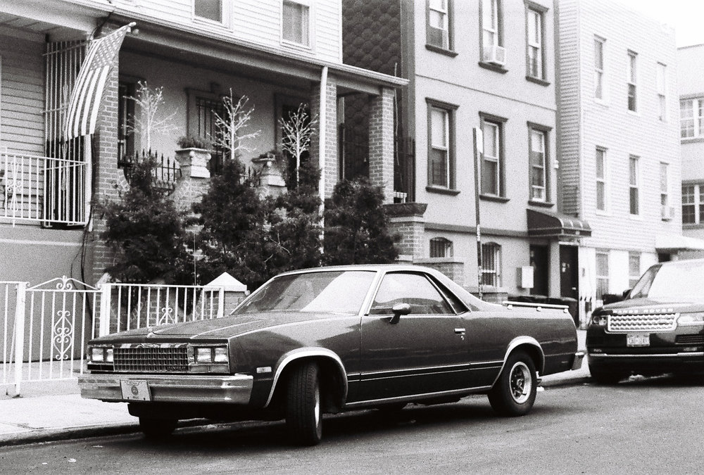 My favorite car, the El Camino.