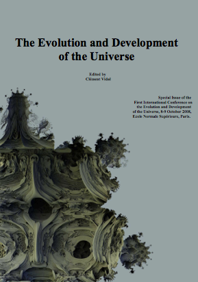 Special Issue of the conference on the Evolution and Development of the Universe (EDU 2008)