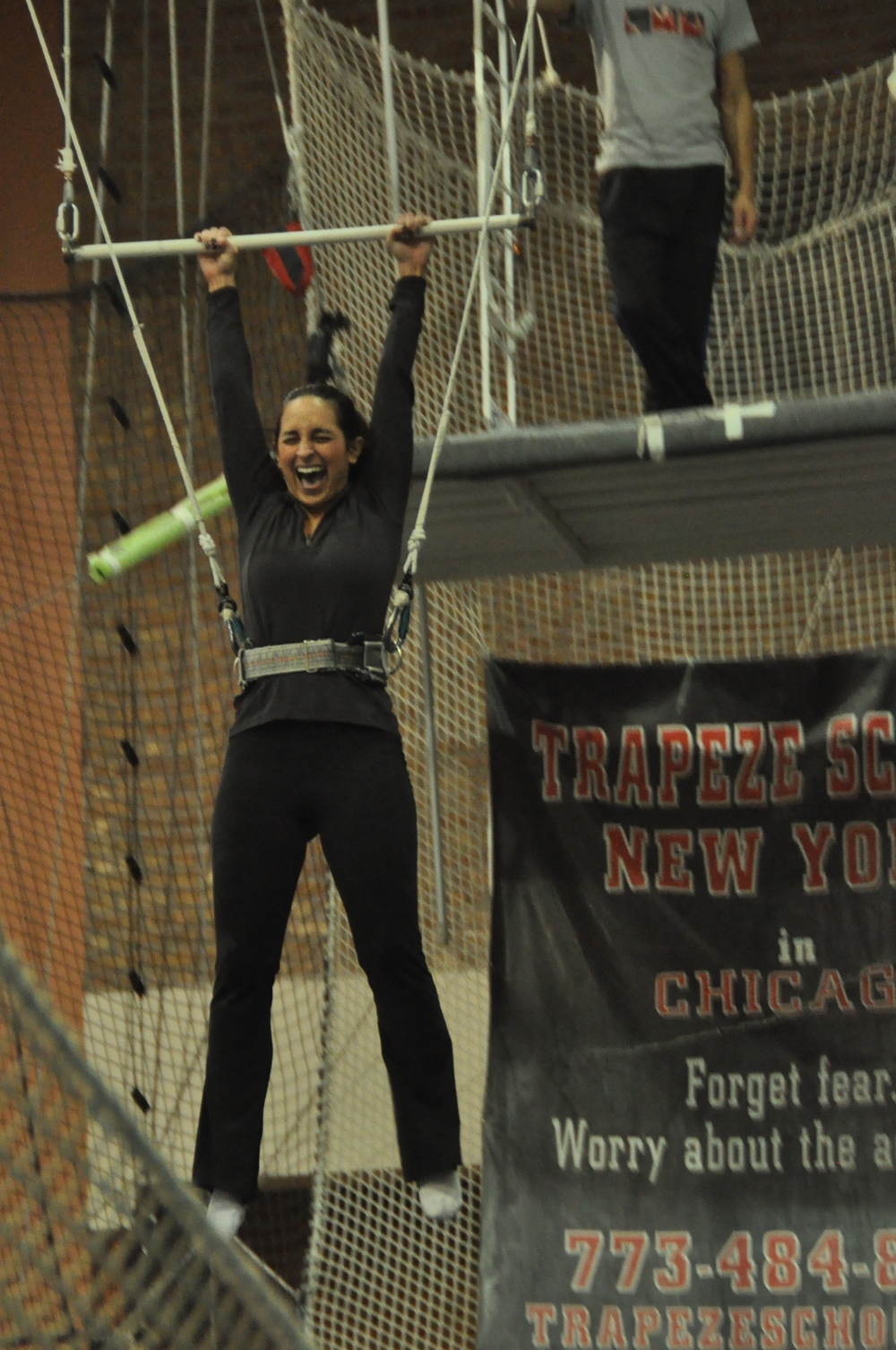 Trapeze Freak Out