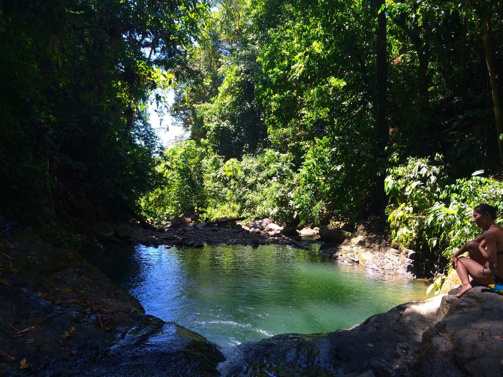 waterfall 3 in costa rica