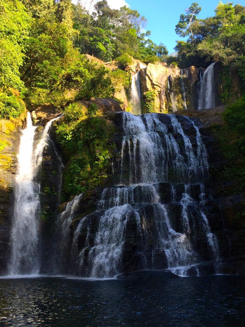 best waterfall in costa rica