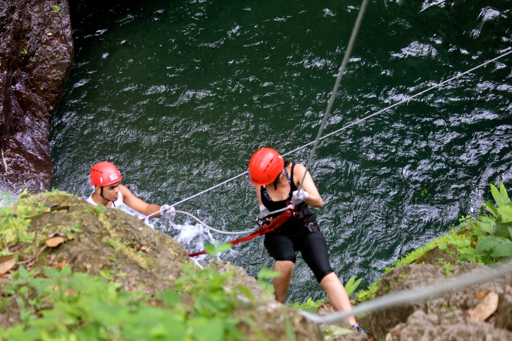 adventure tour in costa rica