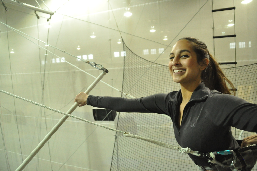 Trapeze School Chicago