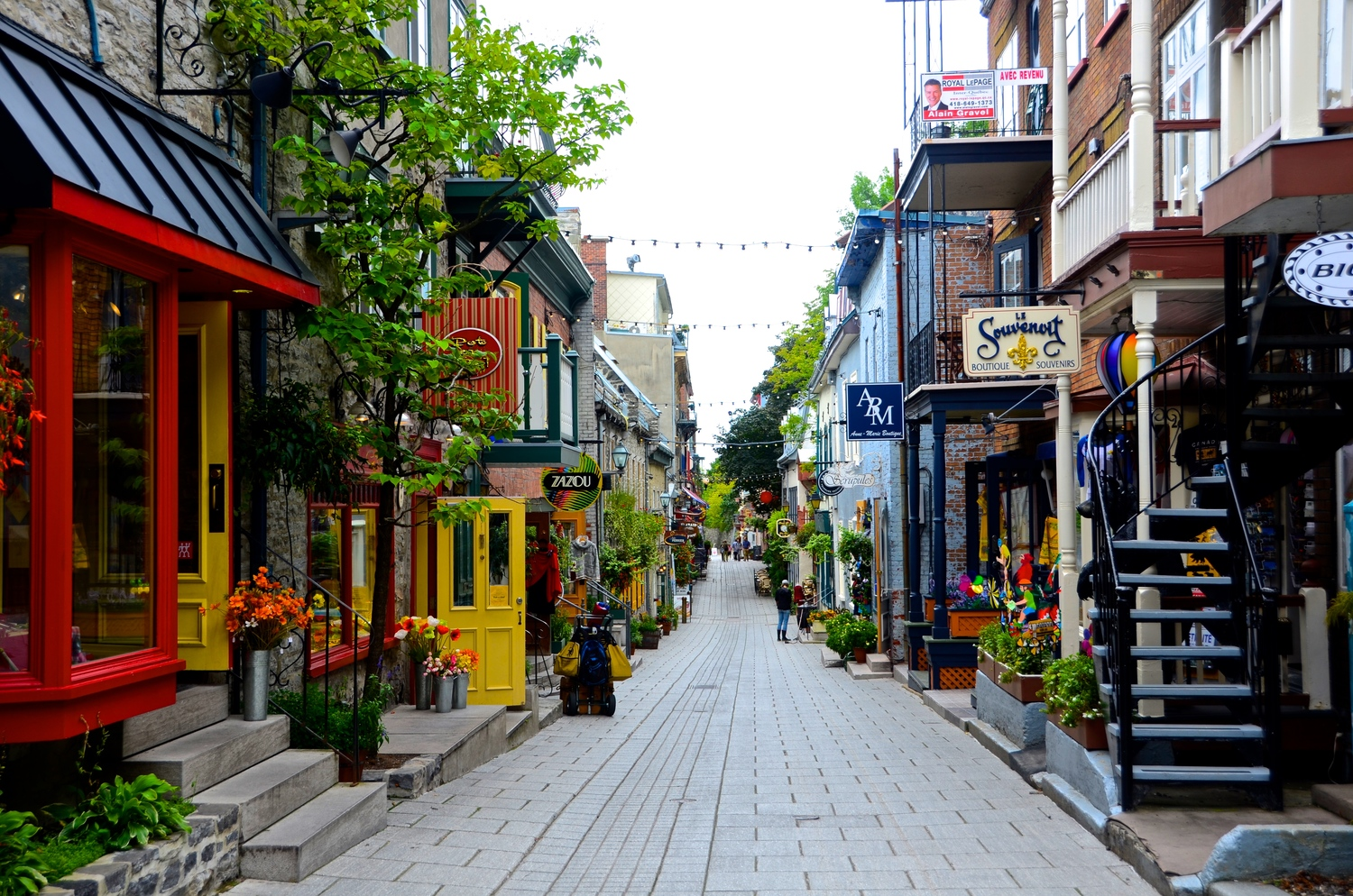 Image result for Stroll Through Quebec's Old City