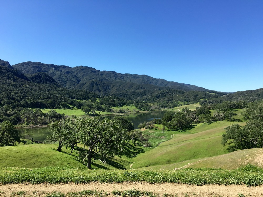 Alisal Guest Ranch and Resort Lake