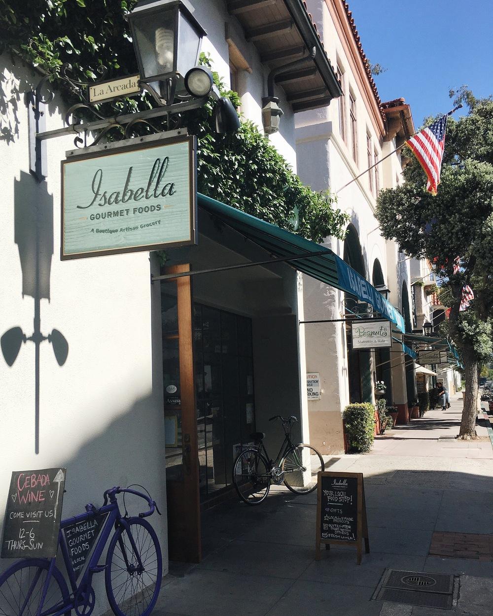 Isabella Gourmet Foods