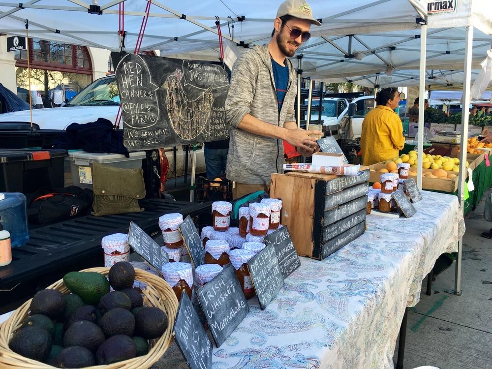 Santa Barbara Farmer's Market