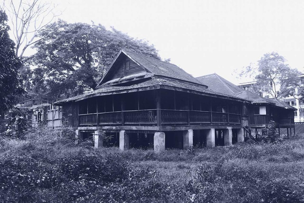 The Original Borneo House of 137 Pillars House Chiang Mai (  Image Source  )