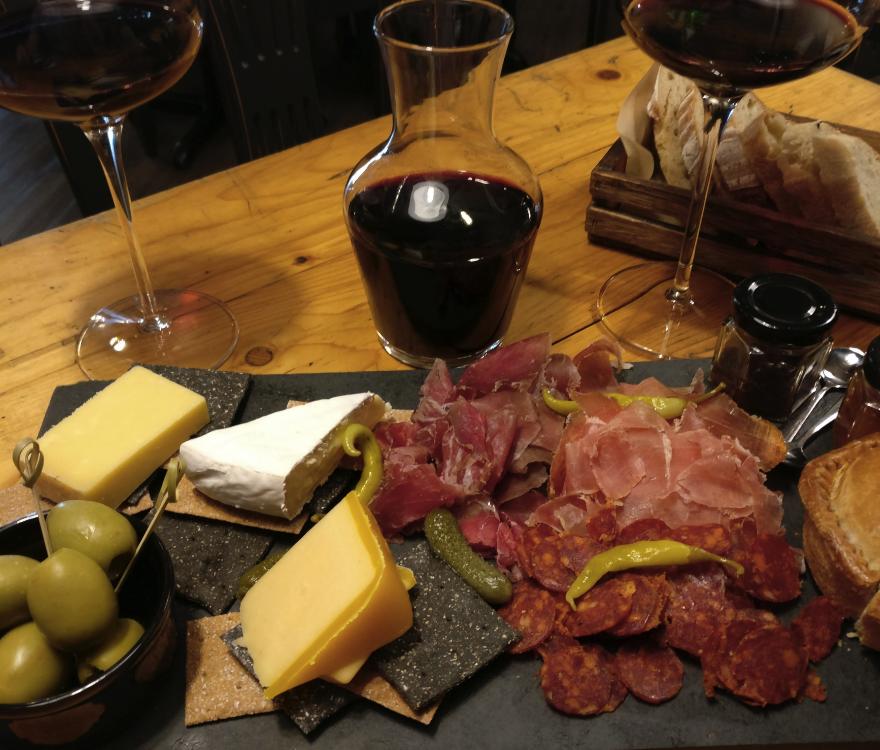 Pairings Wine Bar