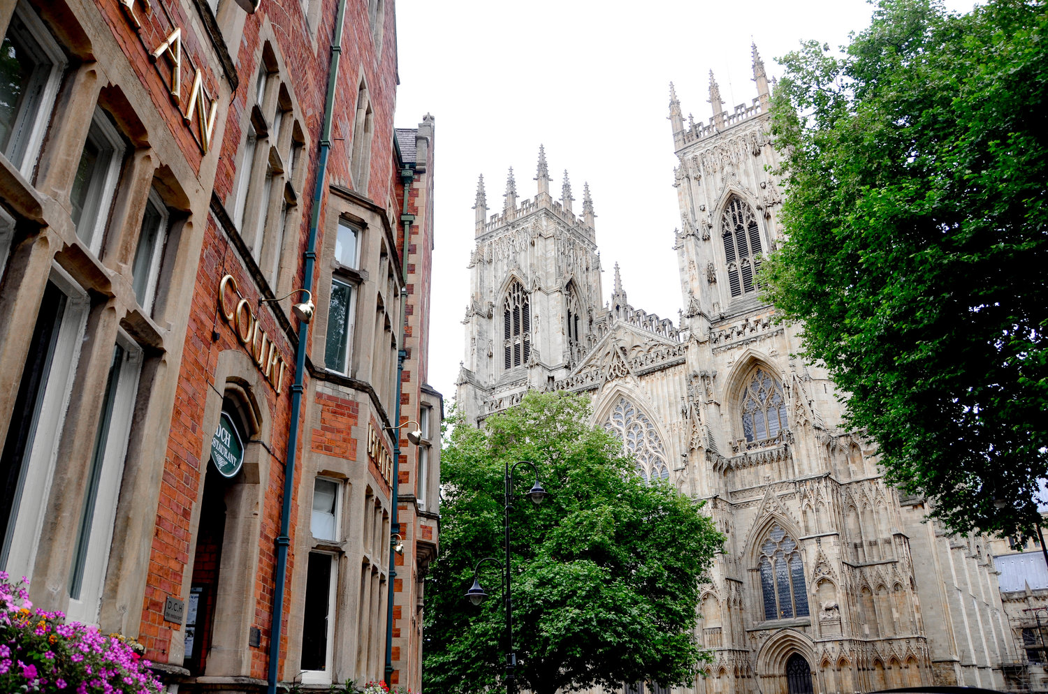 a weekend guide to york the city sidewalks