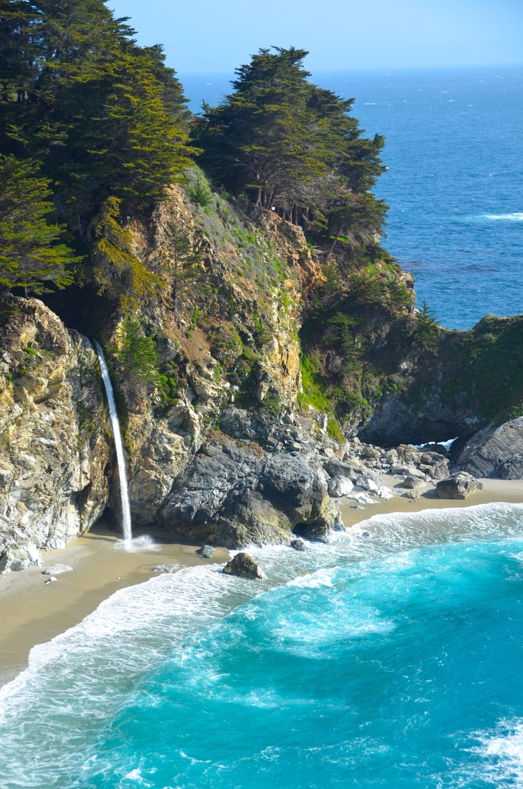 Big Sur, USA -