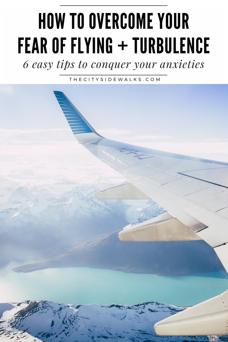how to overcome your fear of flying