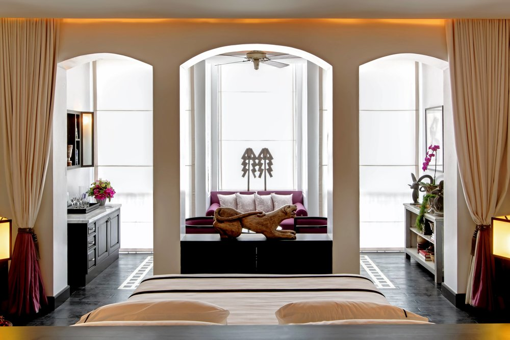Mae Nam Suite - Photo Courtesy of The Siam
