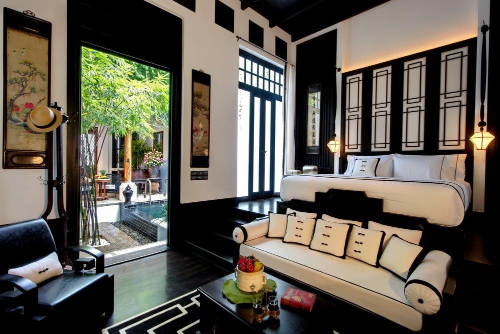 Courtyard Pool Villa - Photo Courtesy of The Siam