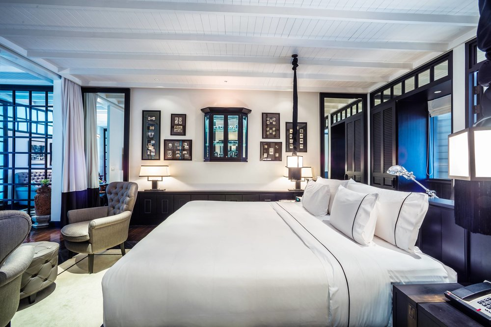 The Siam Suite - Photo Courtesy of The Siam Hotel