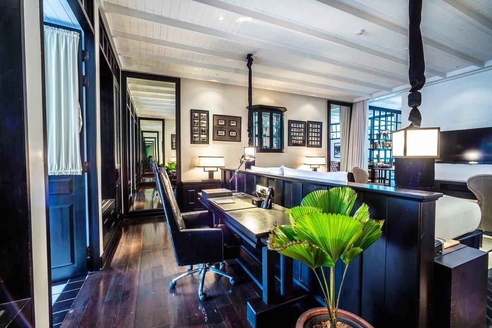 The Siam Suite - Photo Courtesy of The Siam Hotel