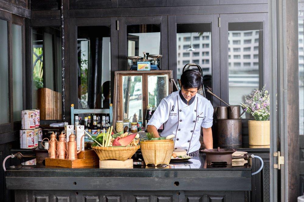 Photo Courtesy of The Siam Hotel
