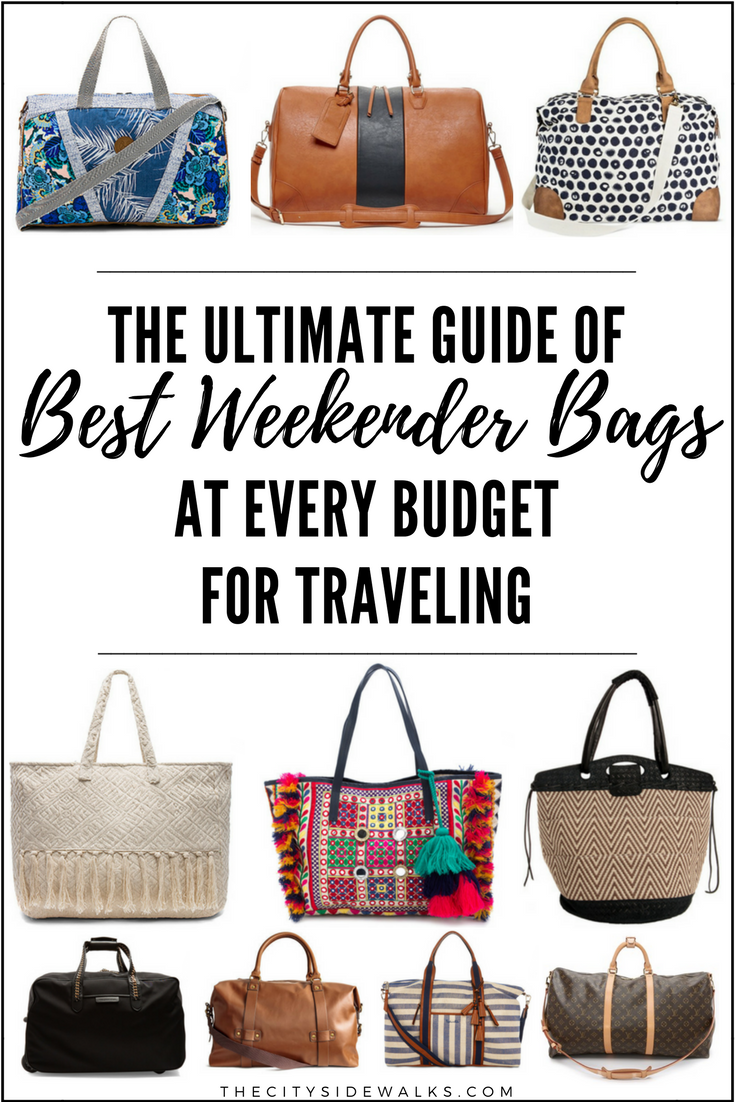 the ultimate guide of best weekender bags at every budget for travel (2).png