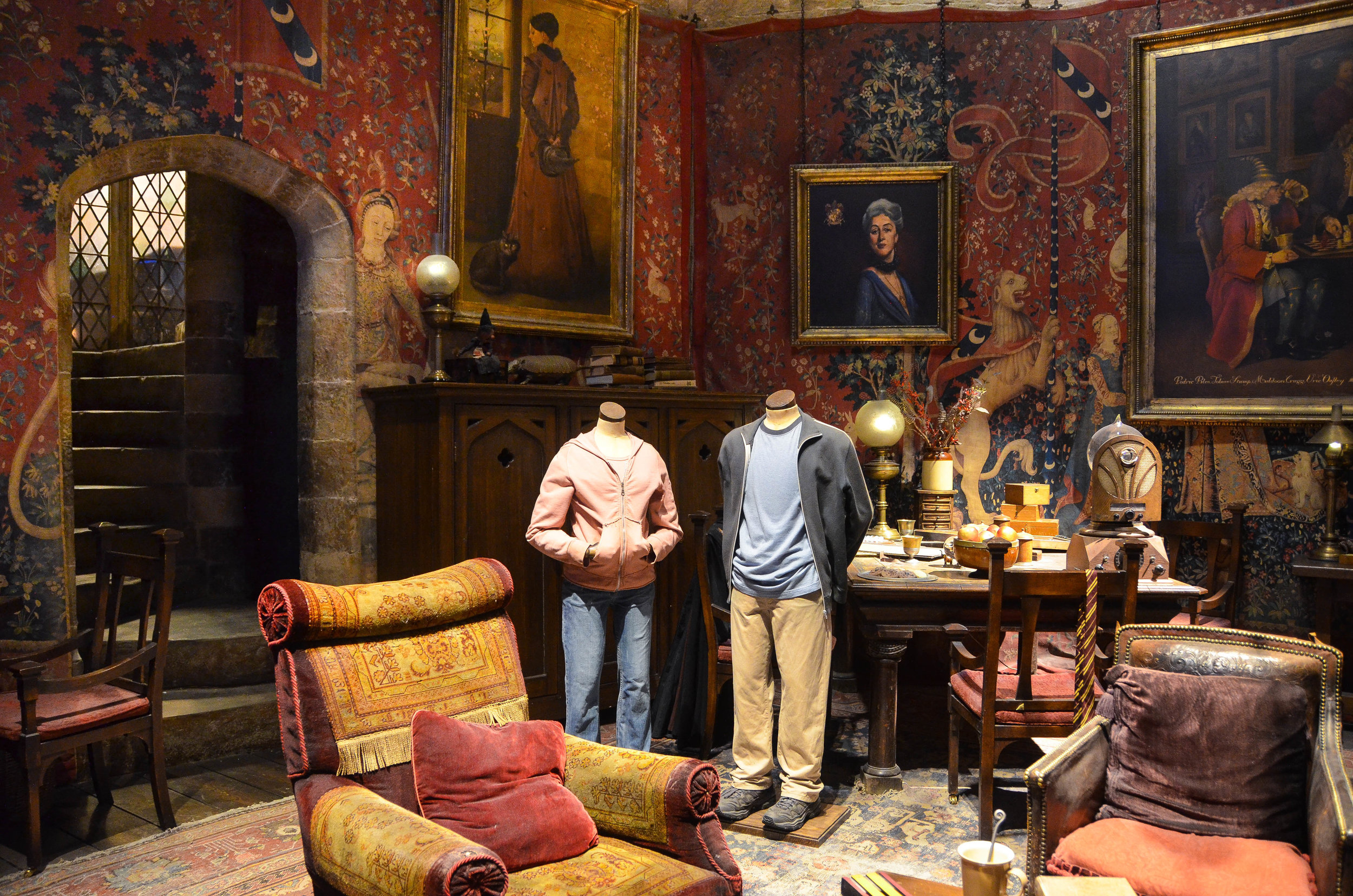 Photography At Harry Potter Studio Tour