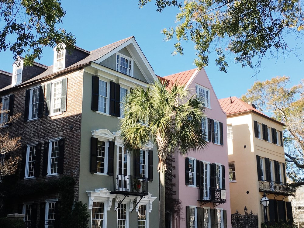 5 Self-Guided Walking Tours of Charleston — The City Sidewalks on