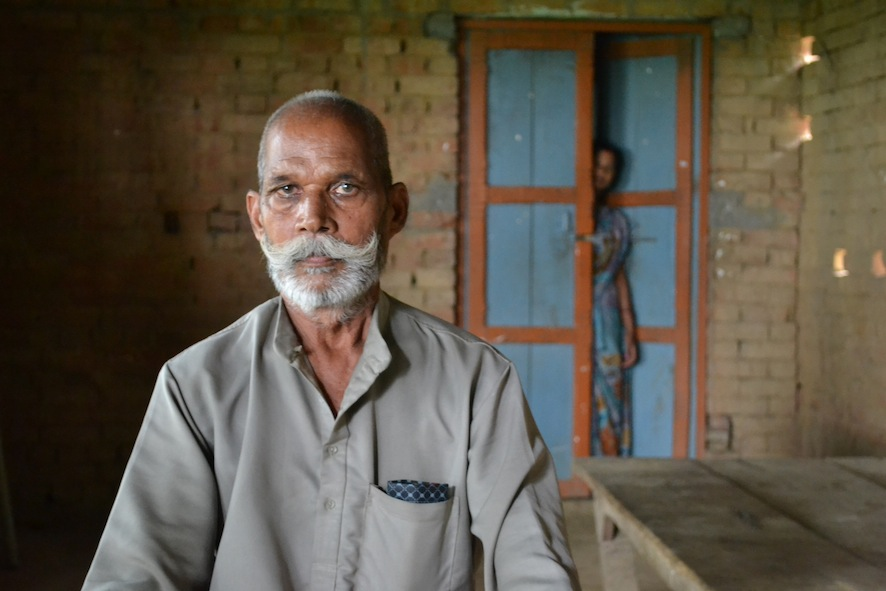 A village elder tells us his version of the changes that have happened in Sitamarhi