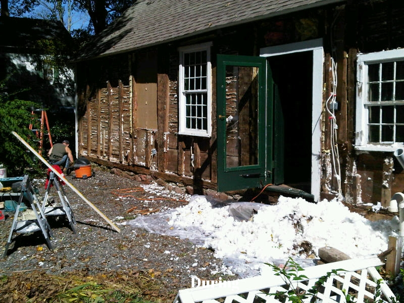 Exterior - Rear of House Gutted 1.jpg