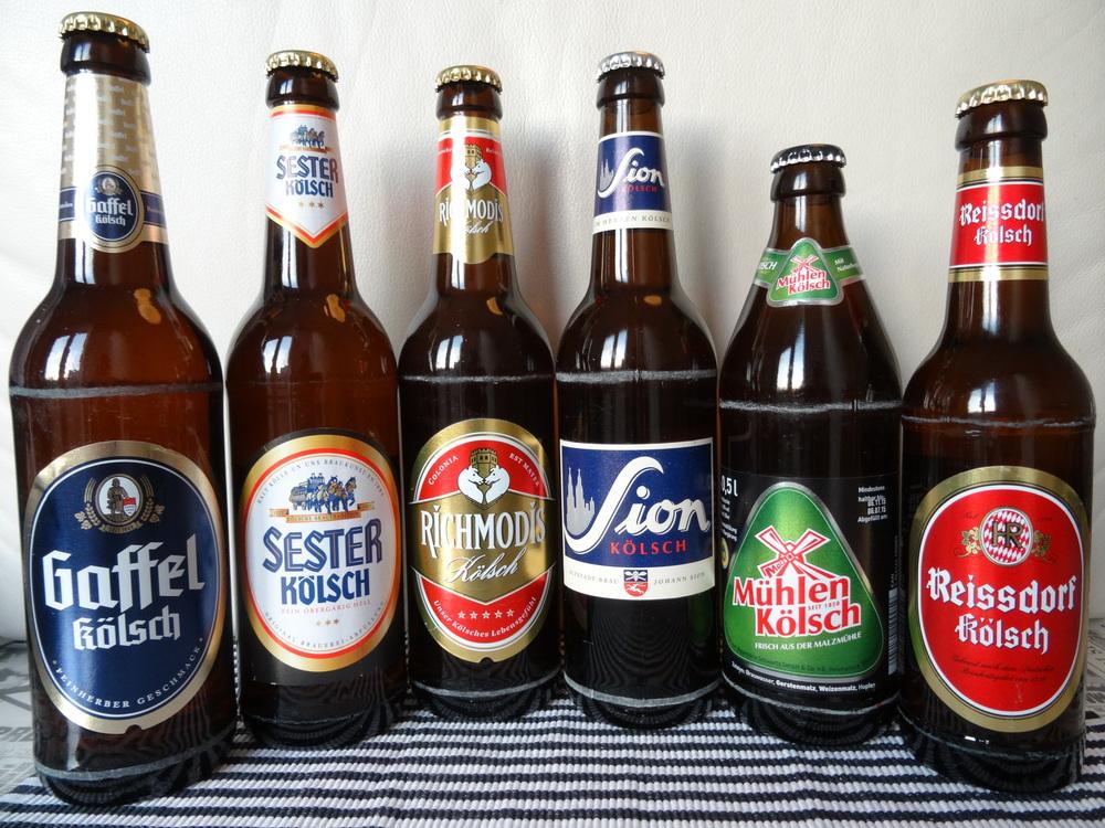 13.Aug 2015 : viele Kölsch-Biere