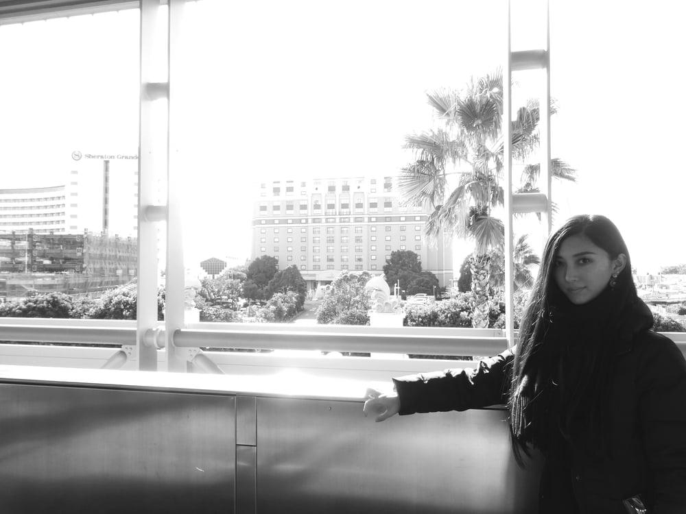28.Dez.2015 : im Hintergrund sieht man das Hotel, wo wir unsere Hochzeit gefeiert haben