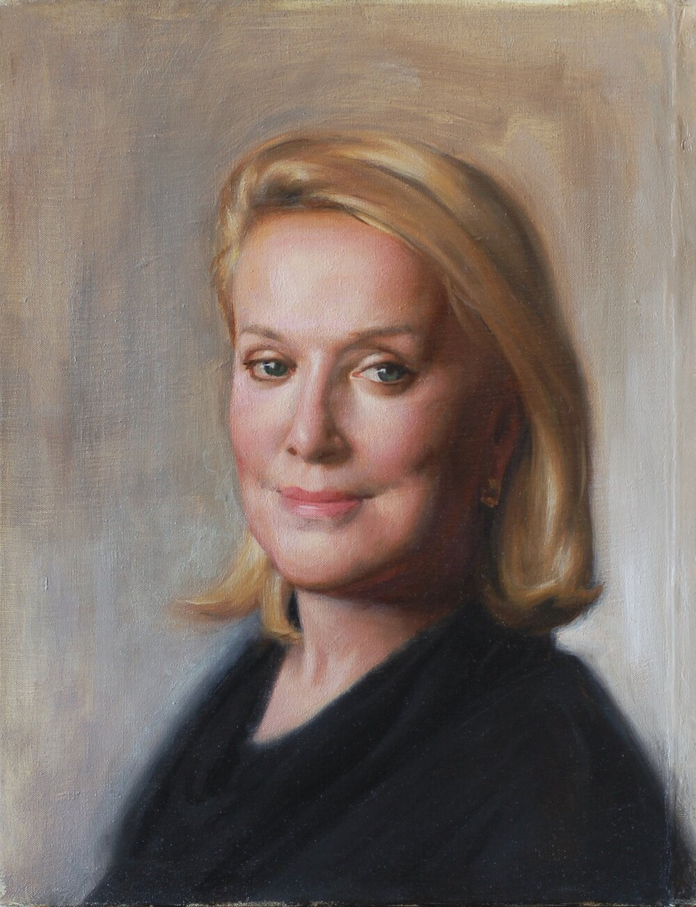 Portrait of Missy Dewing