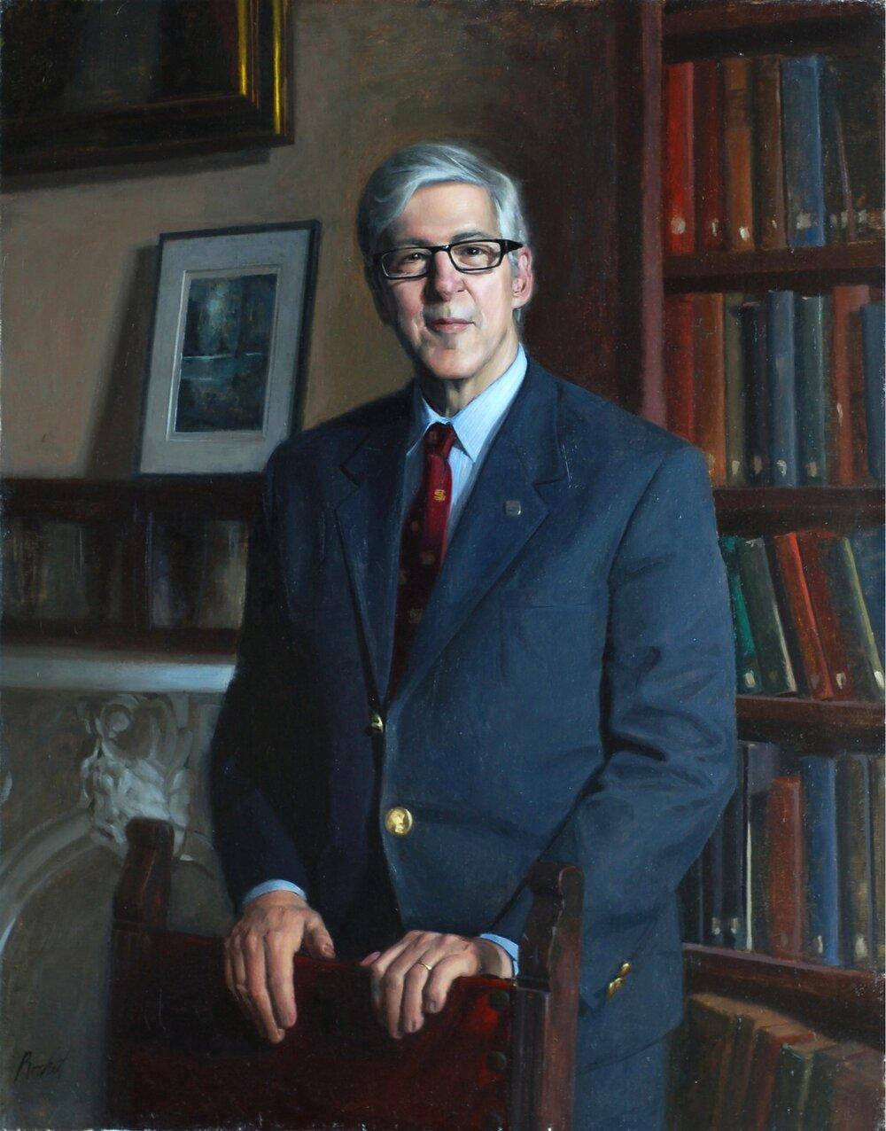 Robert Pillsbury (President of the Salmagundi Club)