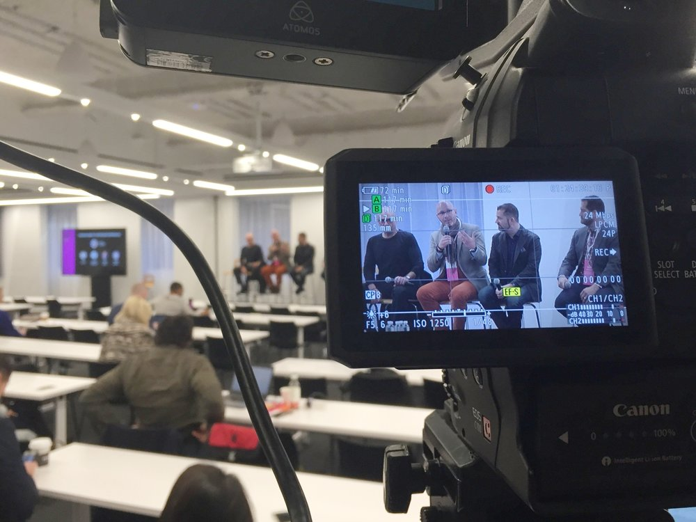 Panel Discussion NYC