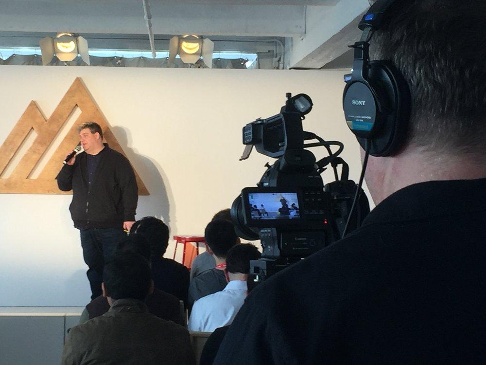 Multi-cam event video production