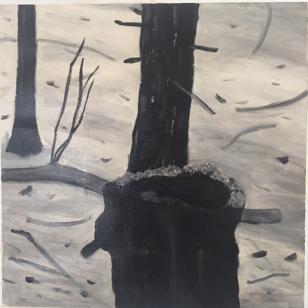 "Marie Van Elder ""Stump VII"""