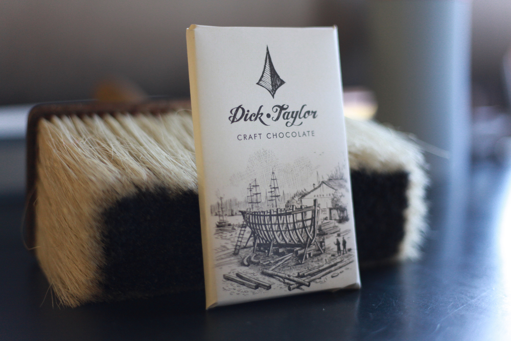 Dick Taylor Chocolate Letterpress American Craft Chocolate